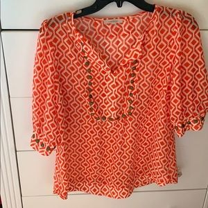 Lightweight women's blouse from stitch fix